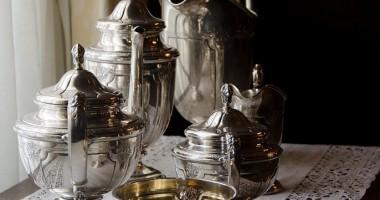 Come lucidare oggetti argento Sheffield