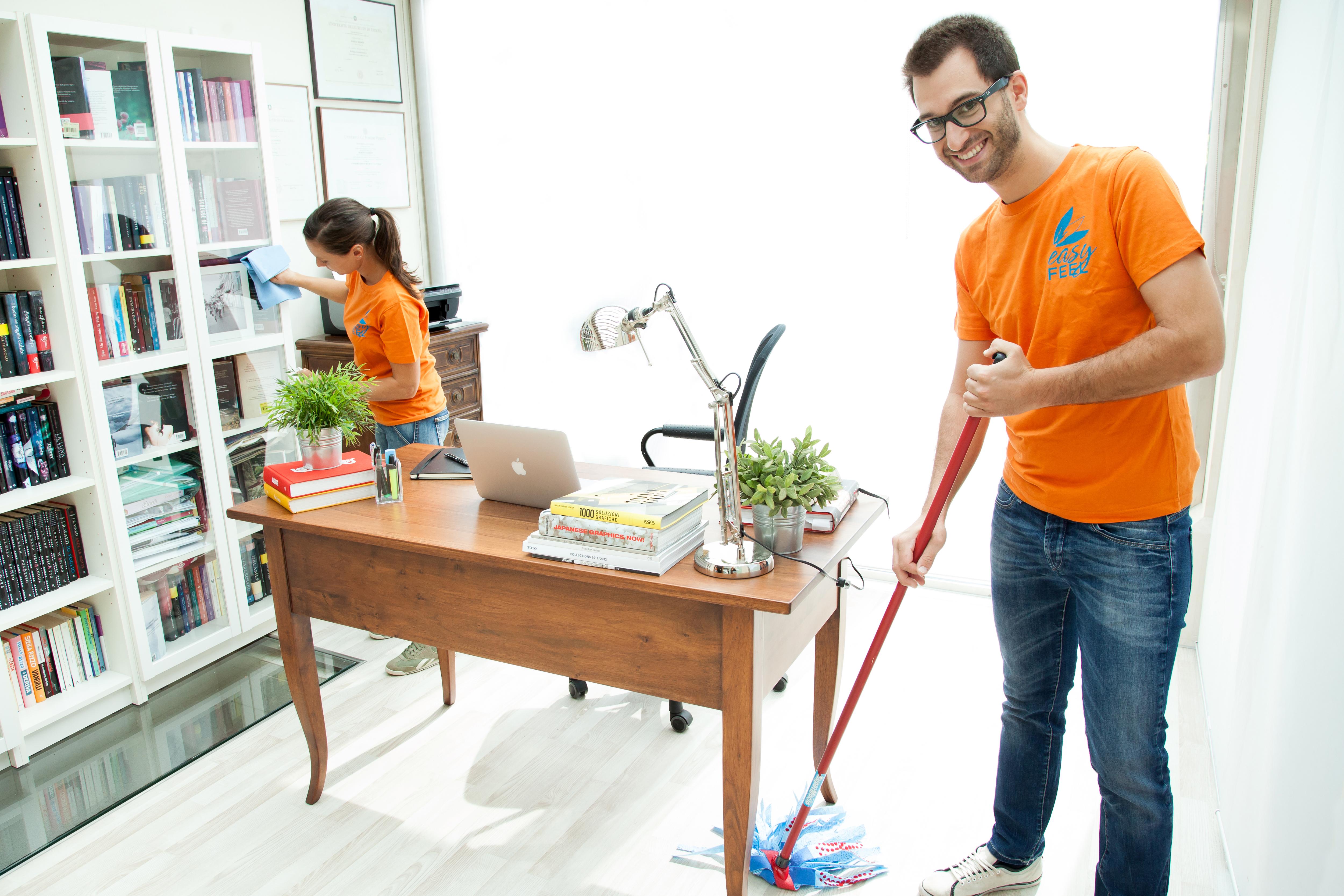 Come organizzare pulizia casa settimanale for Tariffe pulizie domestiche