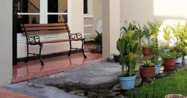 Come pulire tende da sole giardino