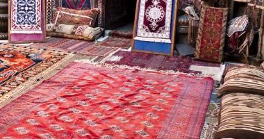 Come trattare macchie su tappeto persiano